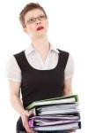 clerk business businesswoman Andere